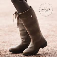 Horselife Country Boots Denver Brun