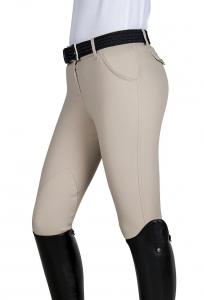 Equiline Boston ridbyxor Beige