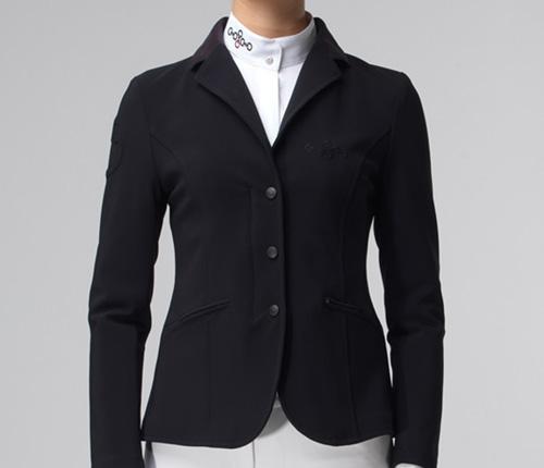 Cavalleria Toscana tävlingskavaj Zip riding jacket