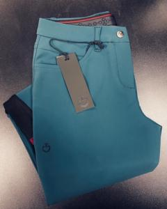 Cavalleria Toscana New Grip breeches grön