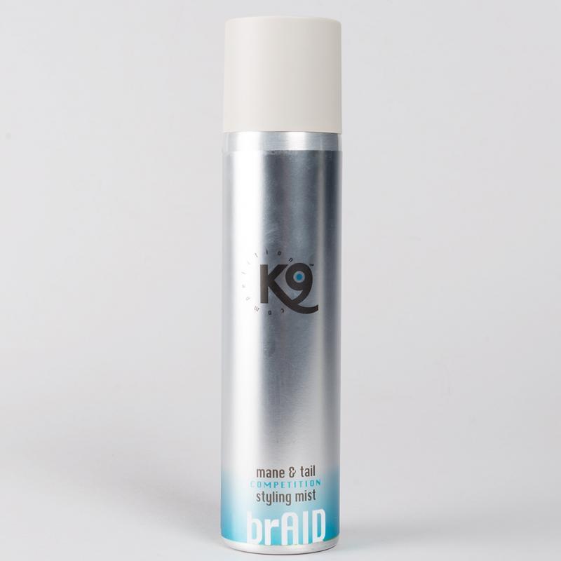 K9 Knoppspray braid styling mist 300ml