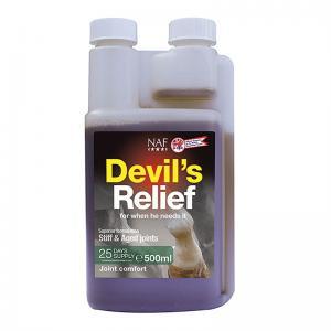 NAF Devils Relief, djävulsklo