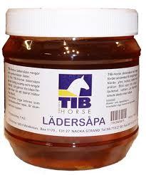 TIB Horse lädersåpa