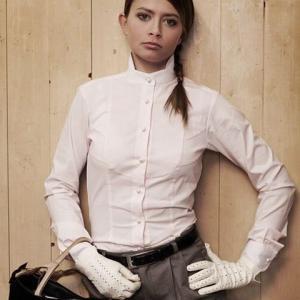 Droska långärmad skjorta Irma Rosa