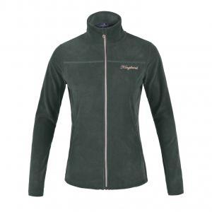 Kingsland Fleece tröja KLdanielle - Grön