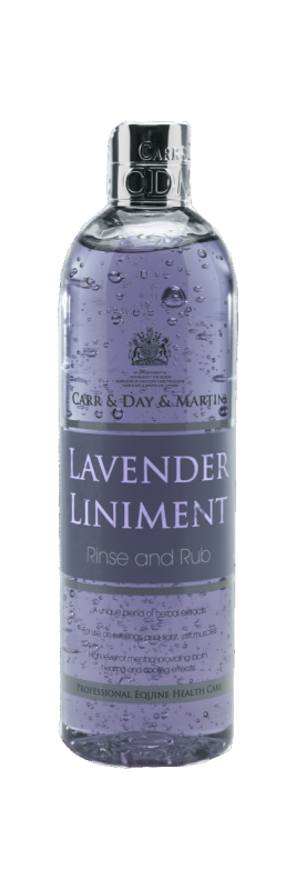 Carr & Day & Martin Lavender Liniment Rinse and rub 500 ML