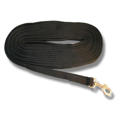 Hansbo Longerlina 8 meter svart