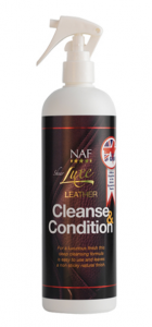 NAF Luxe Leather Cleanse & Condition Spray
