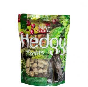 NAF Hedgy - Sockefritt hästgodis 1kg