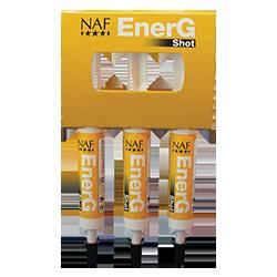 NAF EnerG Shot 3-pack orala sprutor 30ml