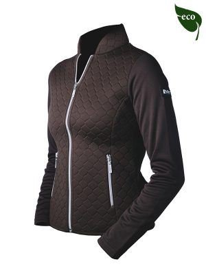 Equestrian Stockholm Next generation jacket Deep brown