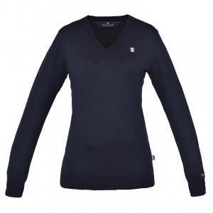 Kingsland classic v-neck tröja