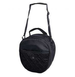 SD Design hjälmväska Glamorous svart