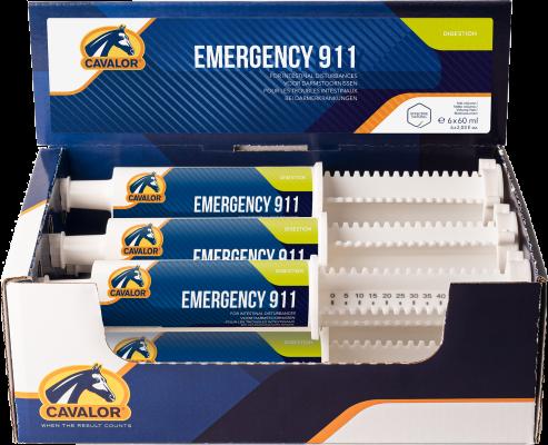 Cavalor Emergency 911 magpasta