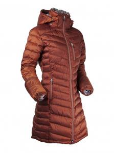 Uhip Parka Nordic Fired Brick