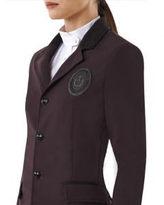 Cavalleria Toscana Varsity Patch Riding jacket