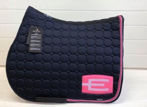 Equiline Octagon hoppschabrak rosa logga