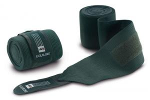 Equiline Work bandage elastik+fleece