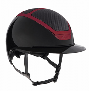 Kask Star Lady Pure Shine Burgundy