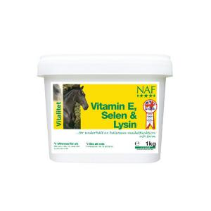 NAF Vitamin E, Selen & Lysin