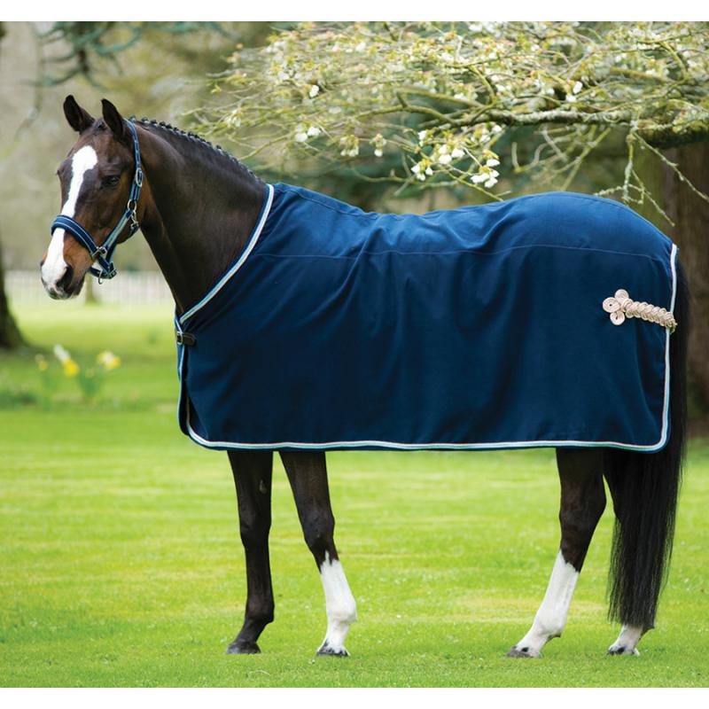 Horseware Ulltäcke Rambo Grand prix Show rug - Marin 140cm