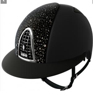 KEP Cromo Textile Sparkling Black
