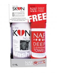 NAF LTSHI Skin Wash 1L