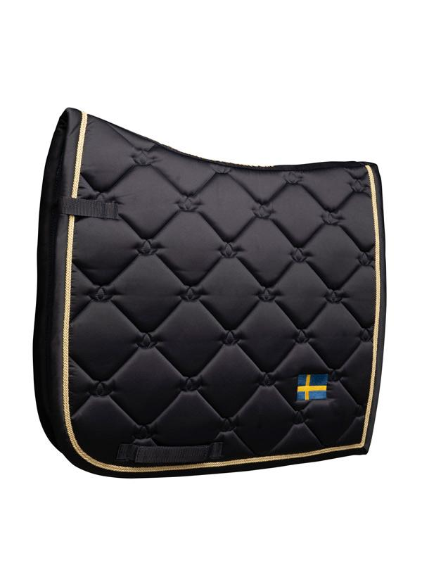 Equestrian Stockholm Dressyrschabrak Sweden Nation Navy