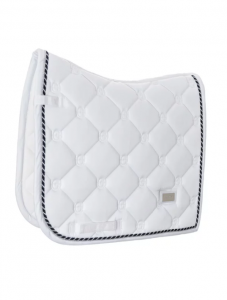 Equestrian Stockholm Dressyrschabrak White Perfection