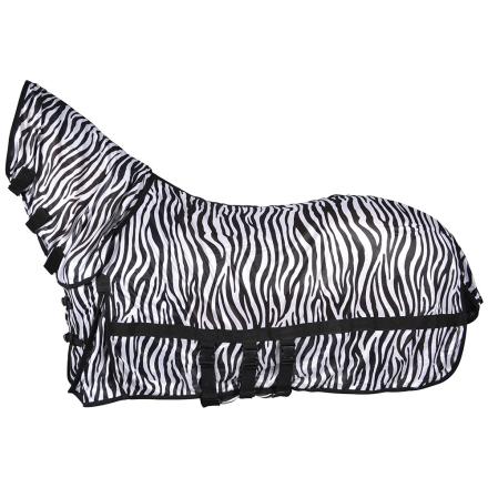 Hansbo Flugtäcke med Combohals Zebra 125cm