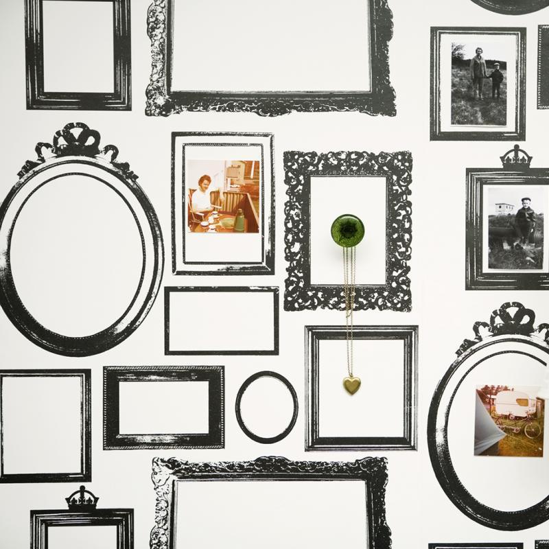 Wallpaper sample Familjen A4