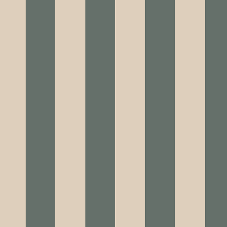 Tapetprov Stripe forward green