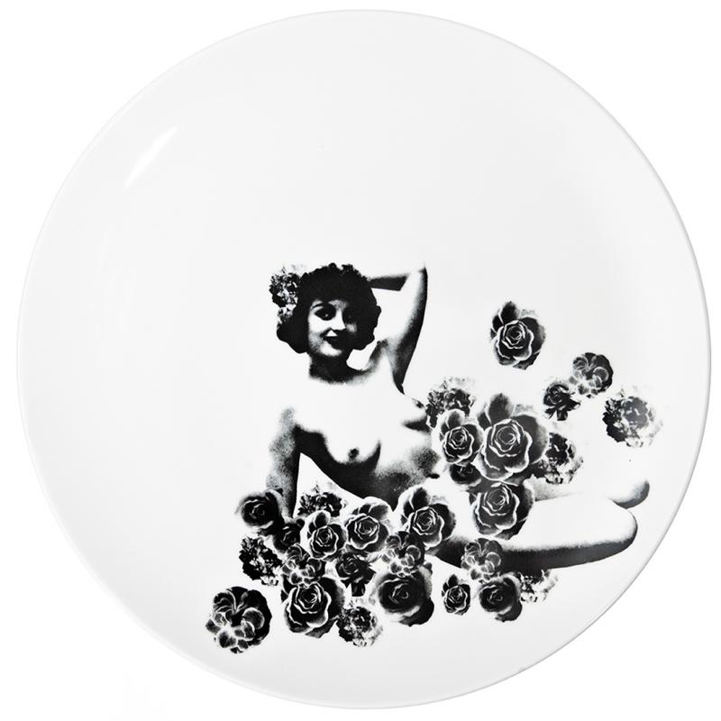 Plate Lillasyster