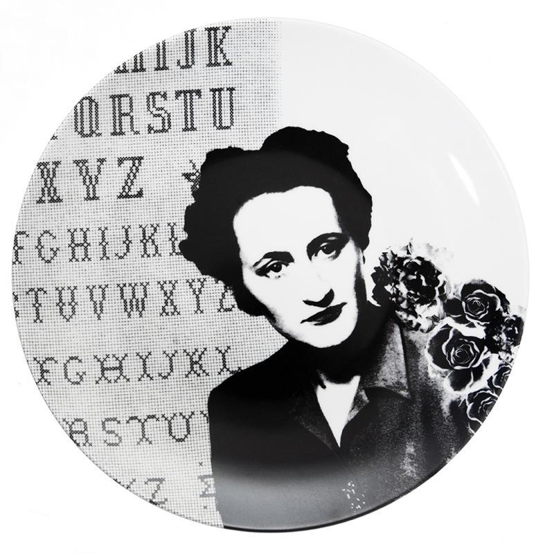 Plate Mormor