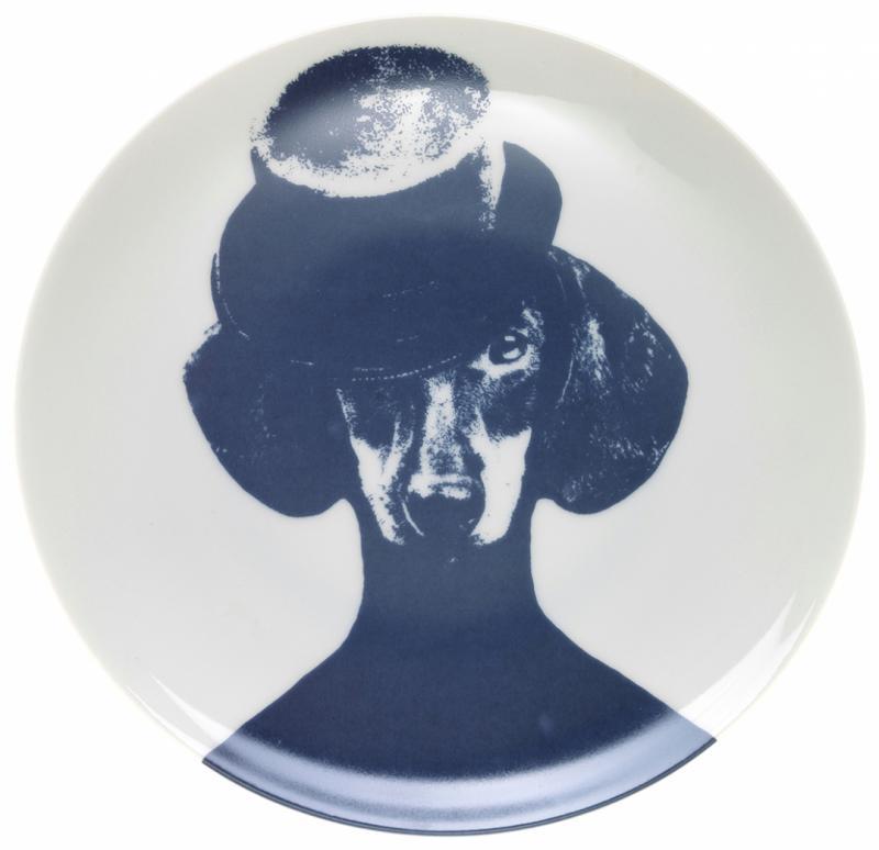 Small plate Sixten