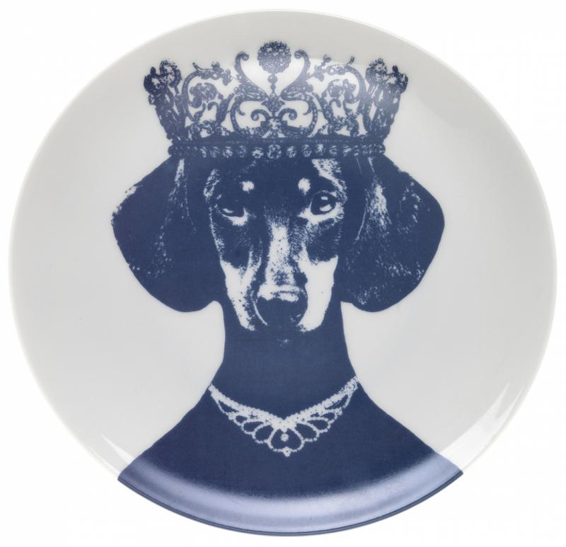 Small plate Ulrika Eleonora