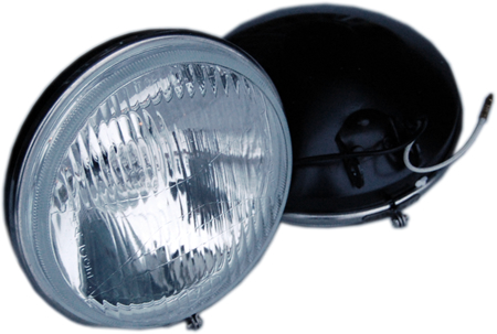 """AutoClassic Extra Light """"Clear"""" 150mm (2-PACK)"""