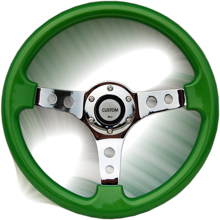 Custom [Caliber 350] Green
