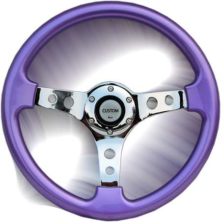 Custom [Caliber 350] Purple