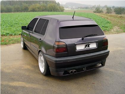Takvinge VW Golf III