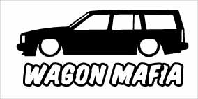 """Wagon Mafia 745/945"" 100x50 mm"