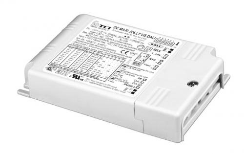 TCI LED Driver DC Maxi Jolly SV DALI 50W 350-1200mA PWM
