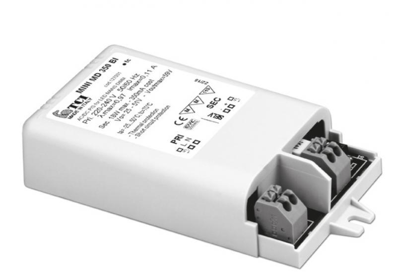 TCI LED Driver Mini MD 250 BI 12,5W 250mA AM