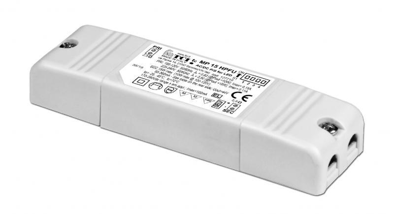 TCI LED Driver MP 15 HPFU 15W 60-350mA