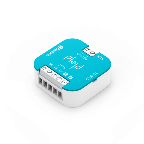 Plejd CTR-01 Controller Relä / 0-10V / 1-10V