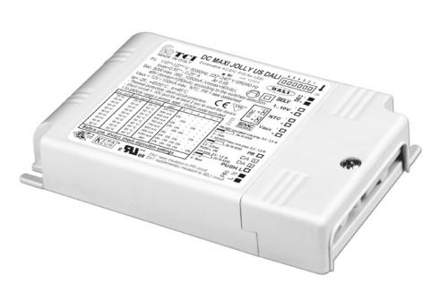 TCI LED Driver DC Maxi Jolly SV DALI 40W 350-1200mA AM