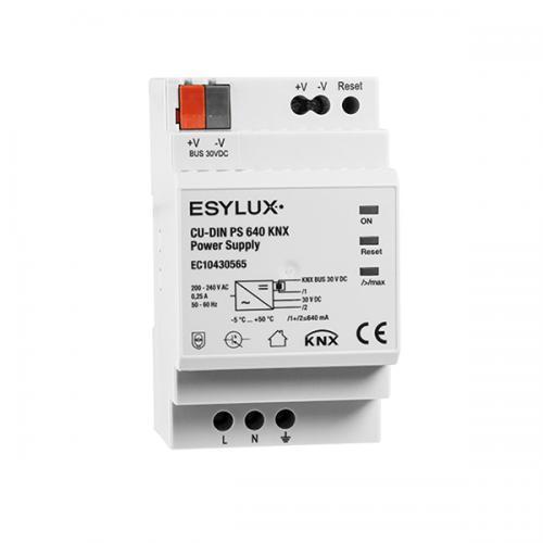 Esylux KNX Spänningsförsörjning 640mA