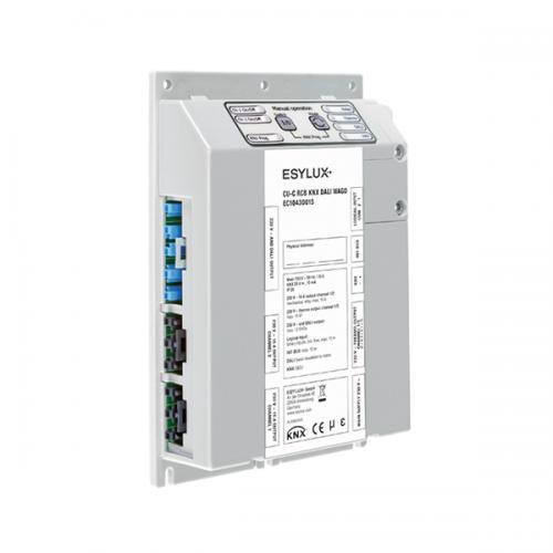 Esylux Room Controller CU-C RCB KNX DALI WAGO