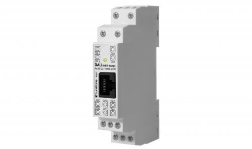 Lunatone DALI 4Net Basic IP-controller 4xDALI-sl