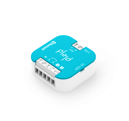 Plejd LED-10 LED-driver 10W 12/24V / 150-700mA